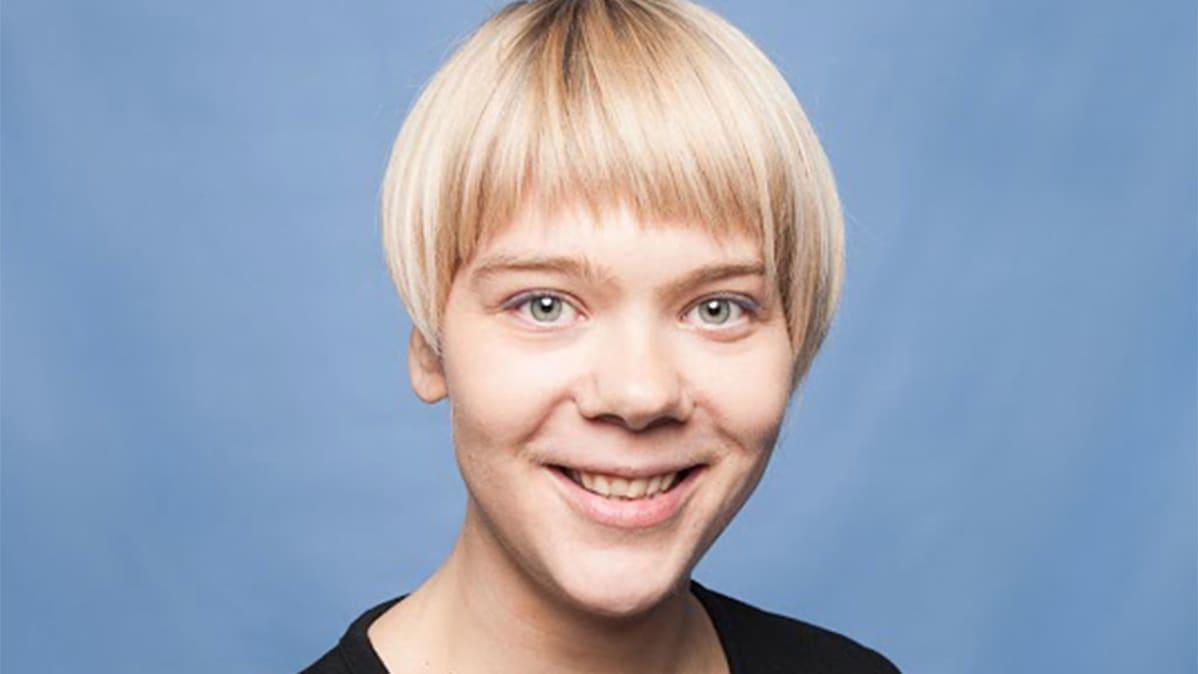 Julkaisukoordinaattori Laura Niemi .
