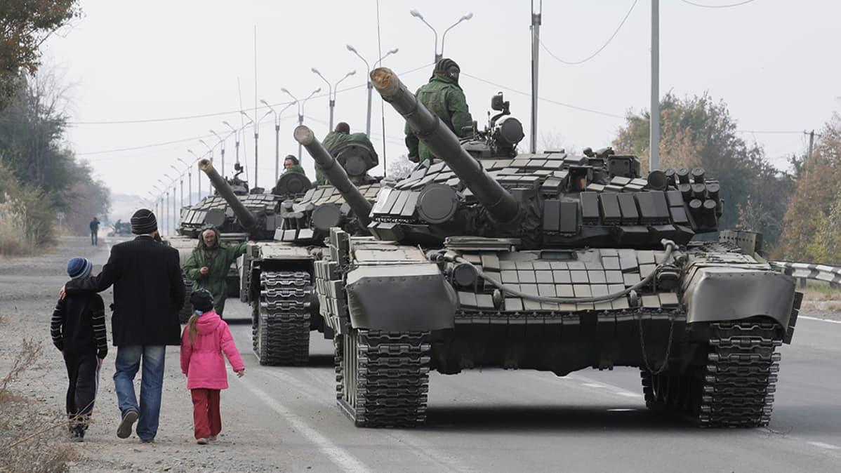 Ukraina.