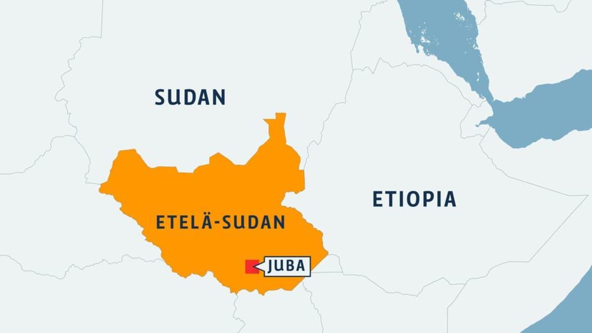 Yk Lta Apua Etela Sudanin Koneturman Selvittelyyn Yle Uutiset
