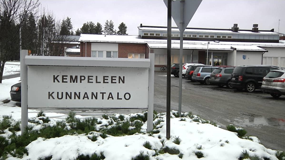 Kempeleen kunnantalo