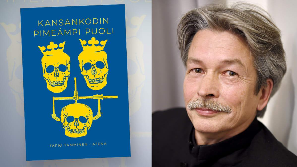 Tapio Tamminen ja Kansankodin pimeämpi puoli -kirja.