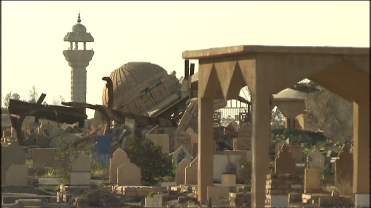 romahtanut moskeija