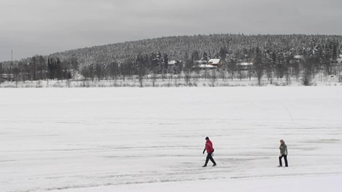 Valionranta Rovaniemellä