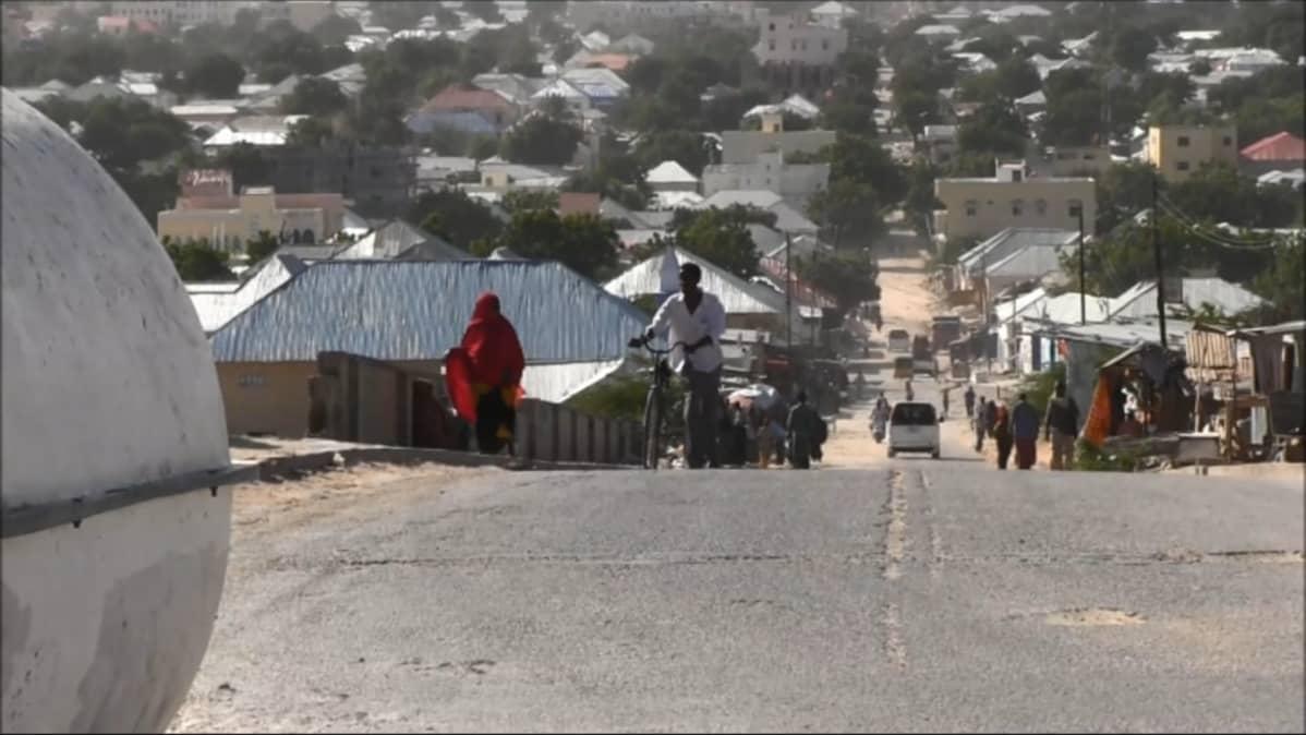 Tie Somaliassa