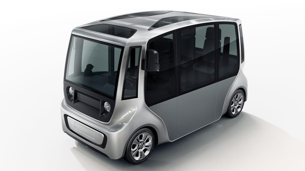 MicroMax konseptiauto.
