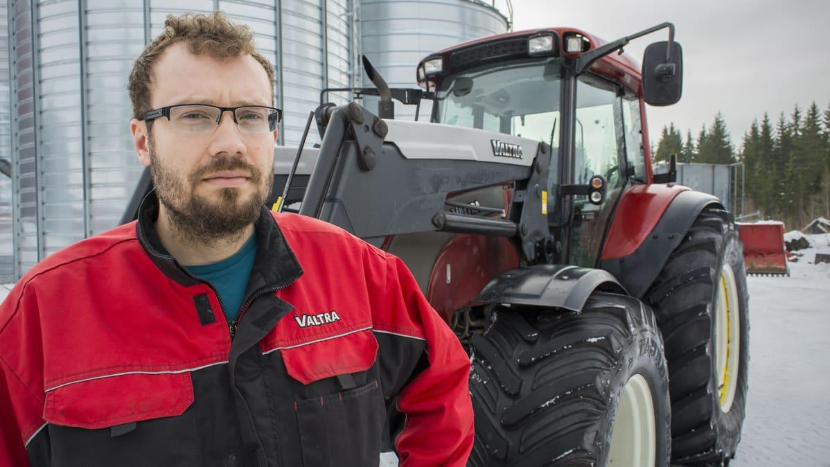 Maataloustuottaja Veli-Pekka Aila, Ylistaro