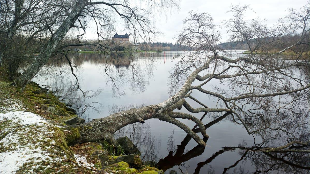 Vanajaveden laakso ja Aulanko.