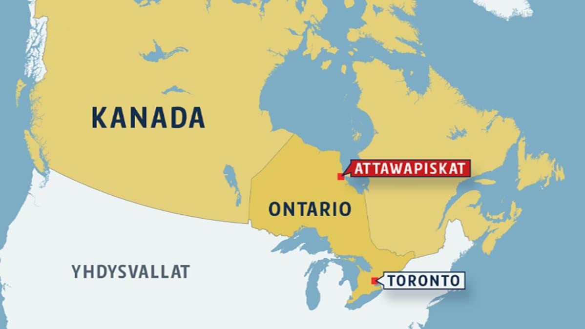 Intiaaninuorten Itsemurha Aalto Kummastuttaa Kanadassa Yle