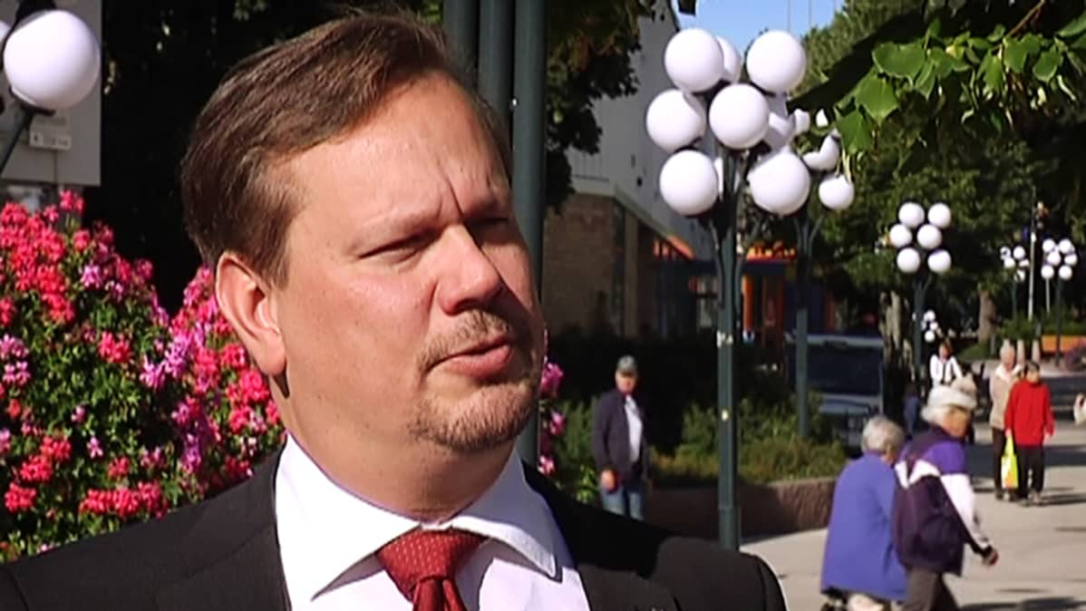 Petri Härkönen.
