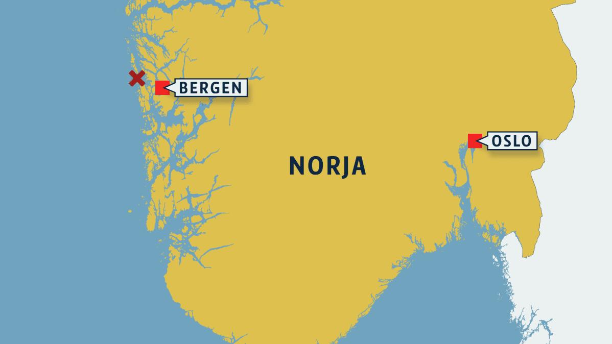 Norjan Kopteriturman Syyna Tekninen Vika Yle Uutiset Yle Fi