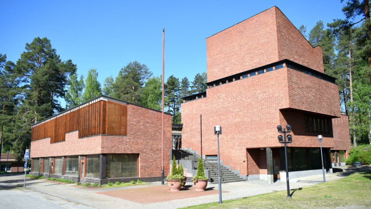 Säynätsalon kunnantalo
