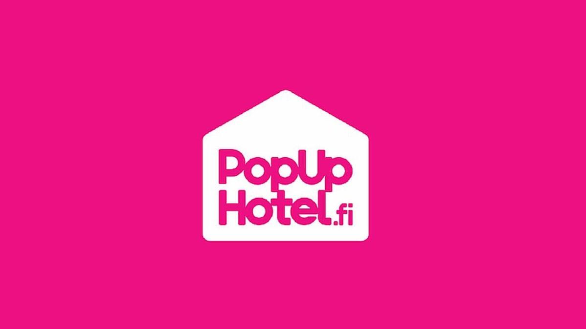 Vanajanlinna on rekisteröinyt popup hotellin Suomeen.