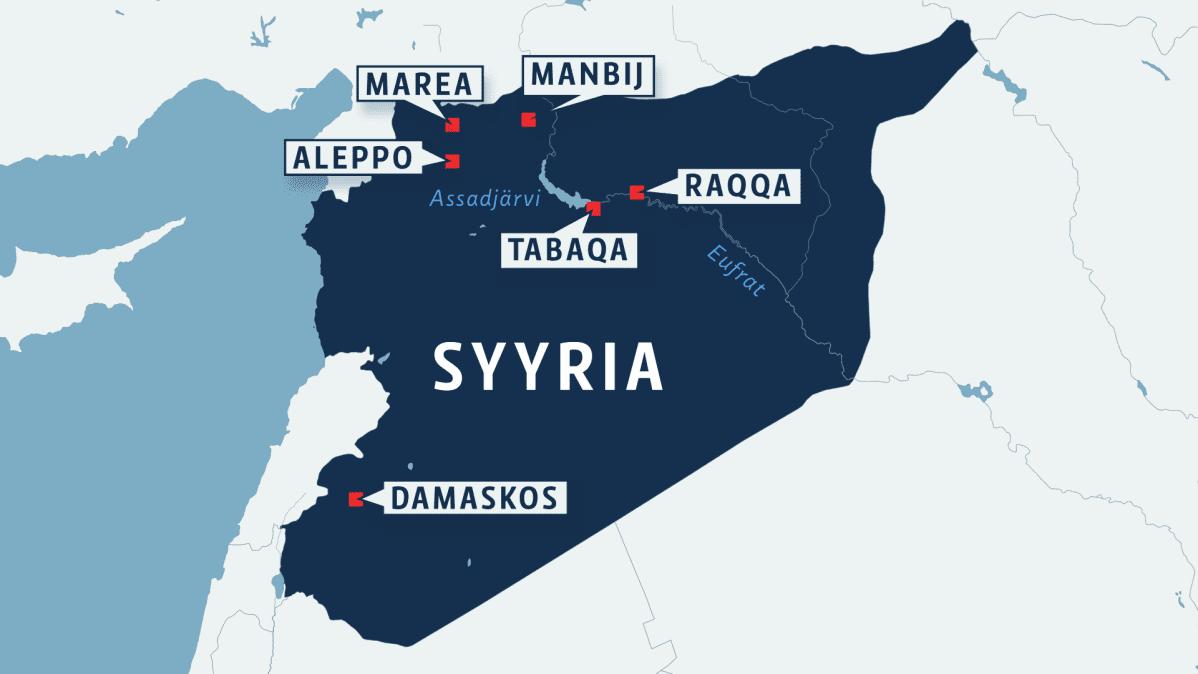 Nama Ovat Syyrian Sodan Polttopisteet Yle Uutiset Yle Fi