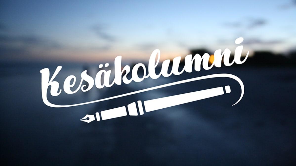 Kesäkolumni-logo.