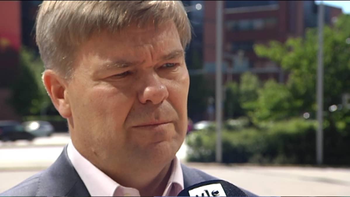 Ilmarisen sijoitusjohtaja Mikko Mursula.