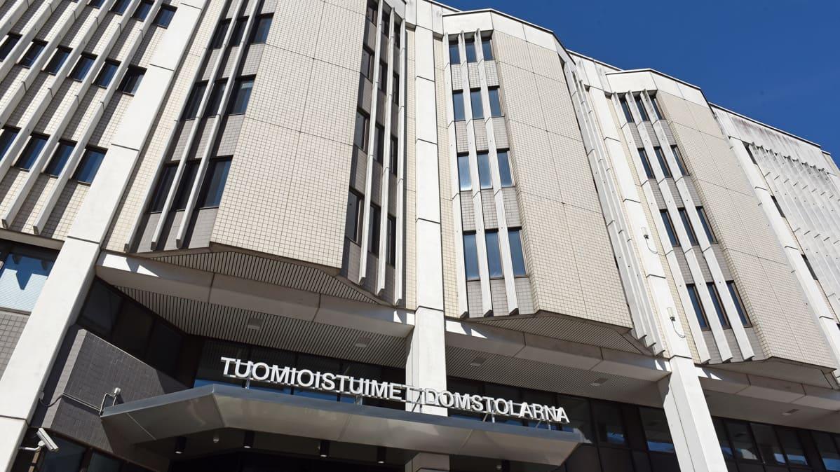 Tuomiosituimet -talo Helsingissä
