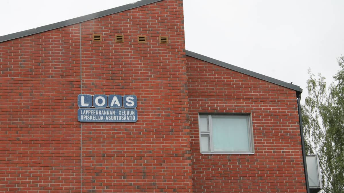 LOASin opiskelija-asunnot