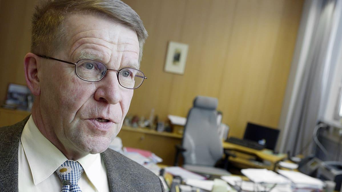 Jukka Laaksonen.