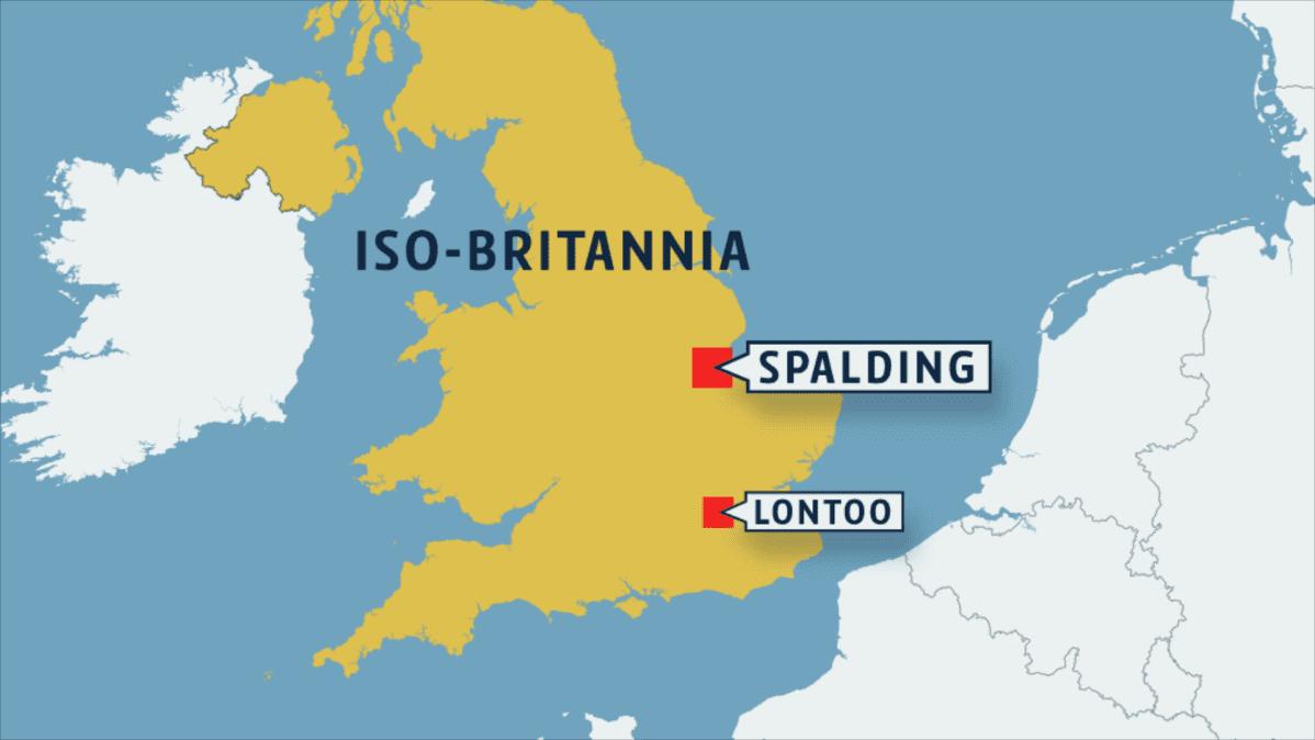 Kolme Ihmista Saanut Surmansa Ammuskelussa Lincolnshiressa
