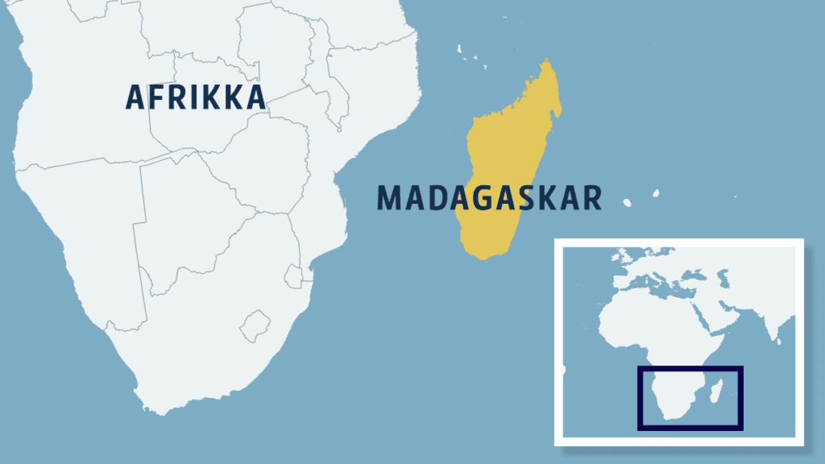 Madagaskar Taistelee Ruton Leviamista Vastaan Yle Uutiset Yle Fi