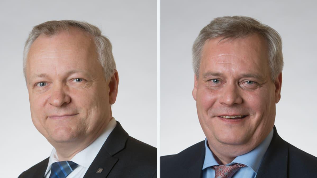 Kalle Jokinen, Antti Rinne