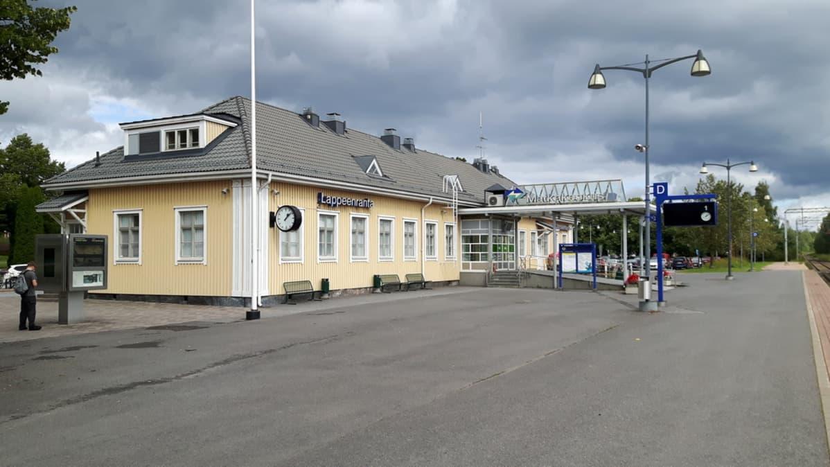 lappeenranta rautatieasema matkakeskus  vr