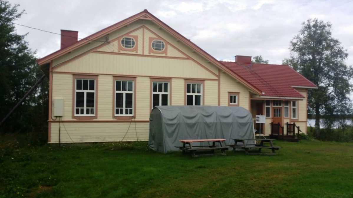 Oinaan koulu