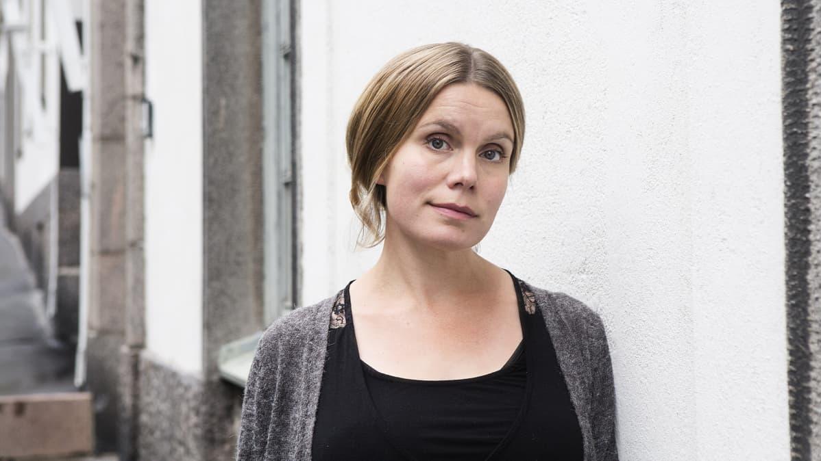 Hanna Nikkanen.