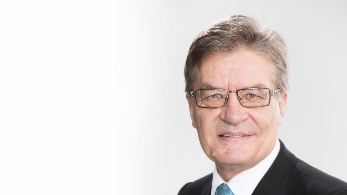 Pauli Järvenpää.