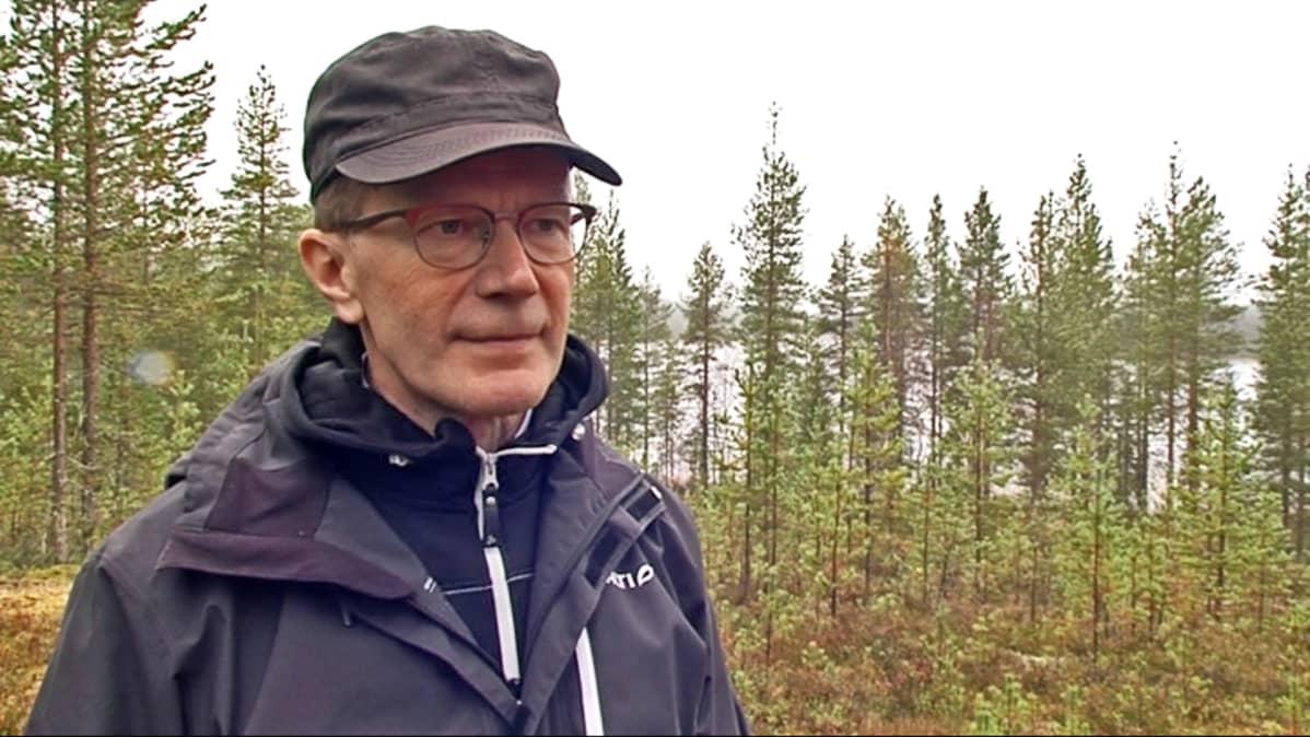 Metsähallituksen pääjohtaja Jarmo Hyttinen