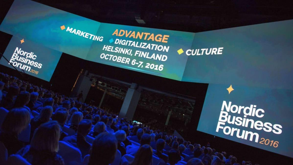 Tämän vuoden NBF-teemat ovat markkinointi, digitalisaatio ja kulttuuri.
