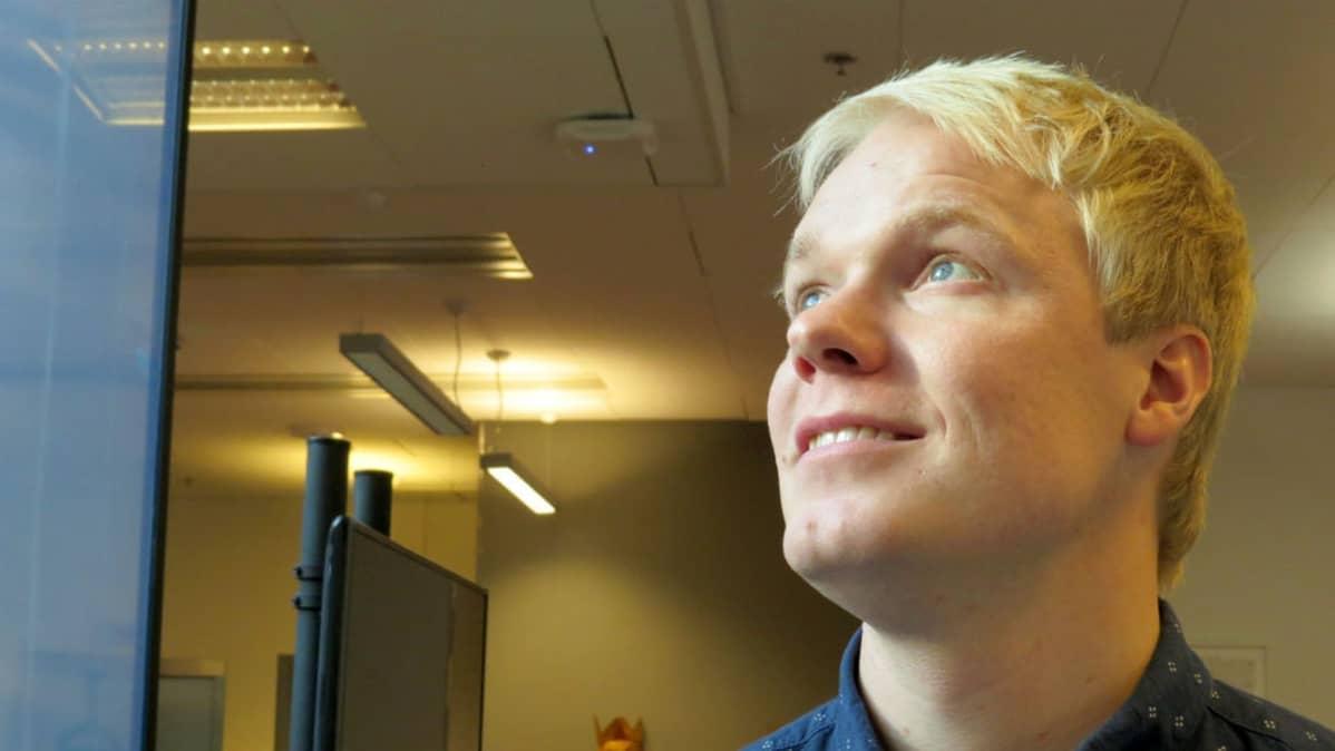 Jyri Lindén aloitti yrittäjäuransa 15-vuotiaana koululehdessä.