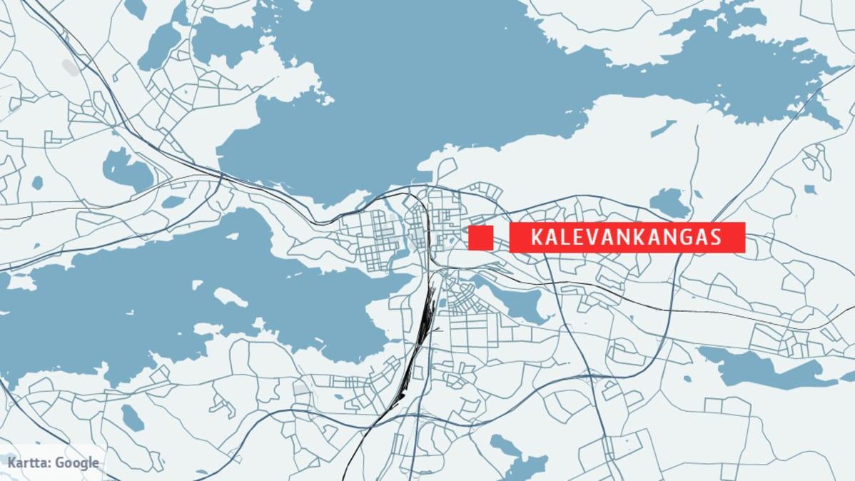 Tampereella Loytyi Hautausmaan Vieresta Kuollut Mies Poliisi