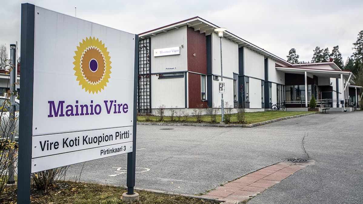 Vire Koti Kuopion Pirtti -hoitokoti