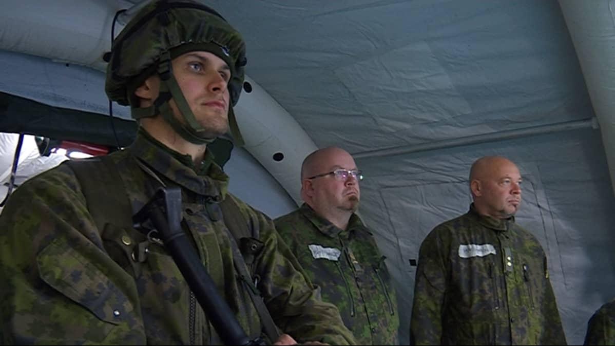 Ruska ilmavoimat kertausharjoitus
