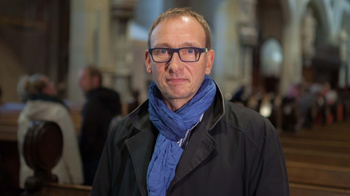 Jörg Bielig on Wittenbergin linnankirkon hallintopäällikkö.