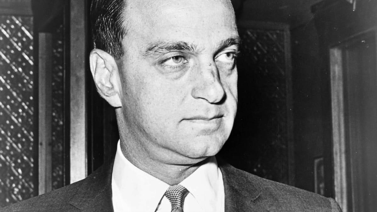 Roy Cohn.