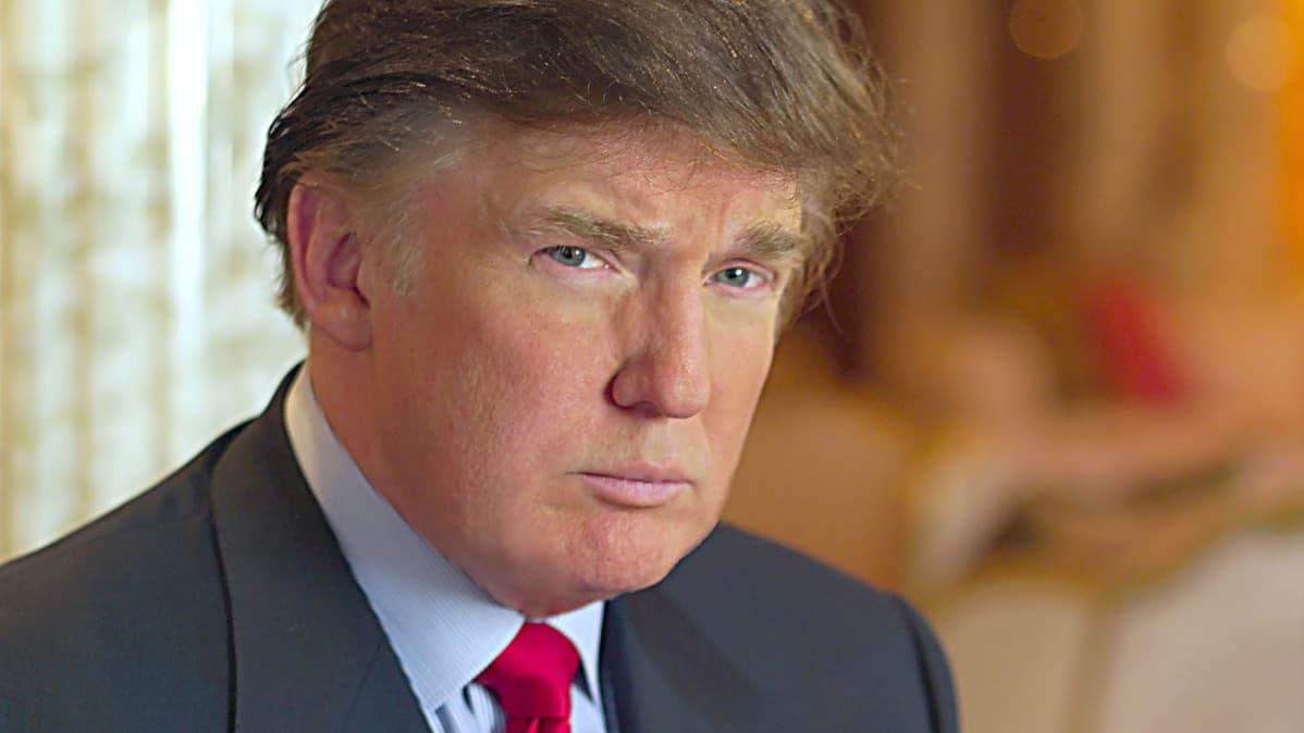 Donald Trump vuonna 2004.