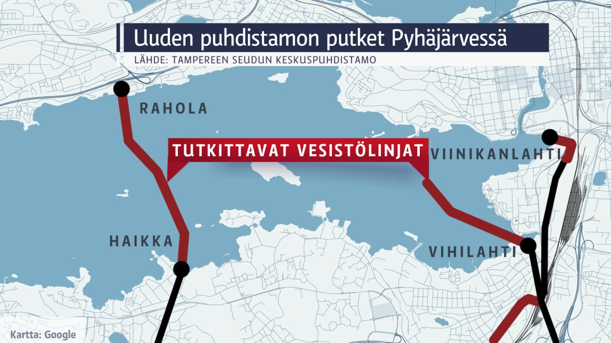 Pyhajarven Tutkimuslautta Loistaa Pian Tampereen Yossa Yle