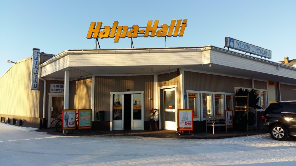 Halpa Halli - Kaikki tarjoukset ja kuvastot
