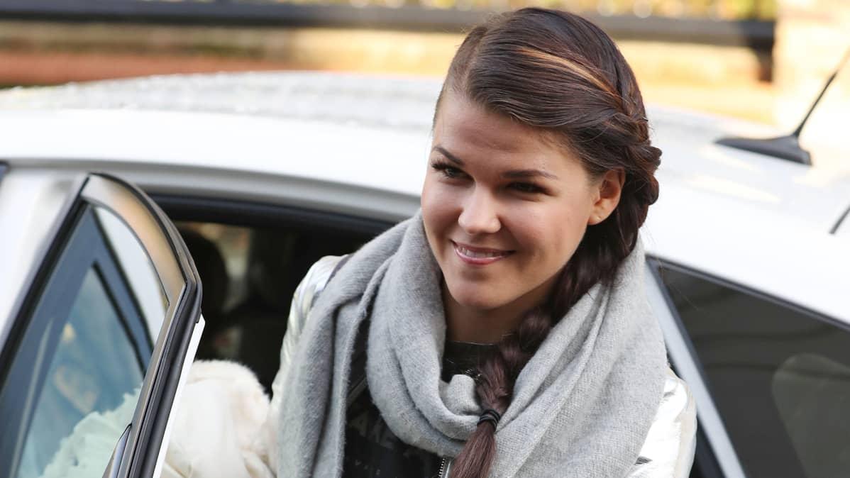 Saara Aalto.