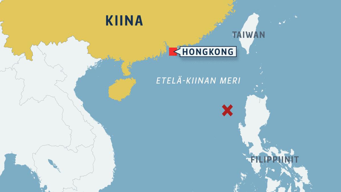 Kiina On Palauttanut Nappaamansa Vedenalaisen Sukelluslaitteen
