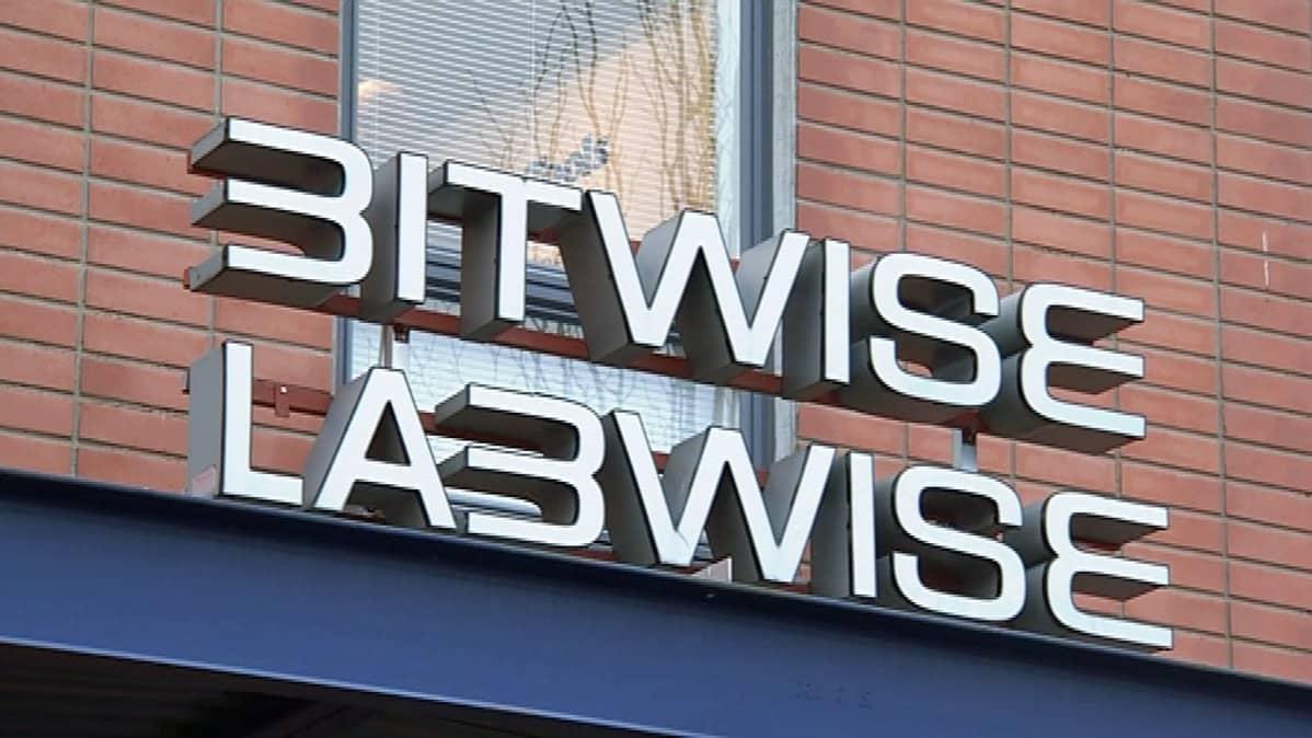 Kuva BitwiseLabwise -yrityksen logosta.