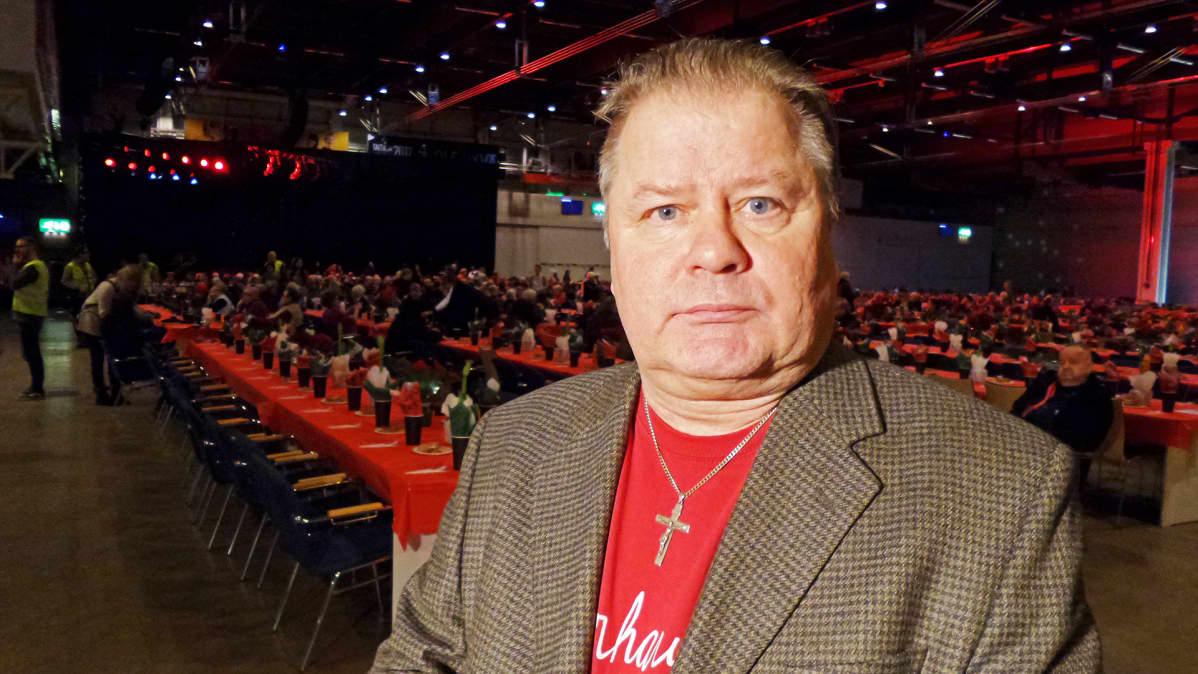 Heikki Hursti.