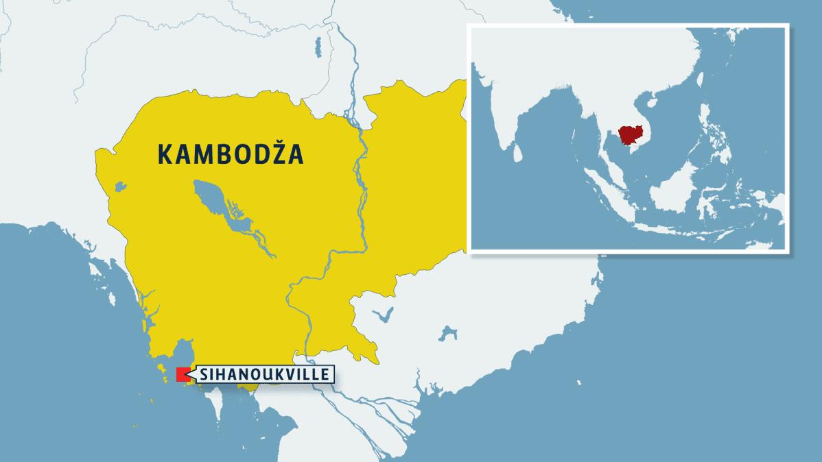 Kambodzan Ekstaasijutussa Pidatetty Suomalainen Olin Vaarassa