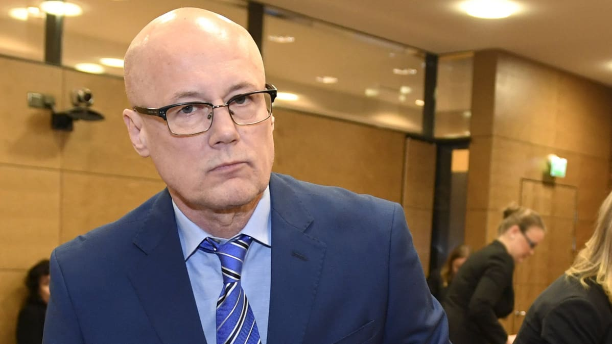 Helsingin hovioikeus alkoi käsitellä lääkärinä esiintyneen Esa Laihon (kuvassa) tapausta 3. tammikuuta 2016.