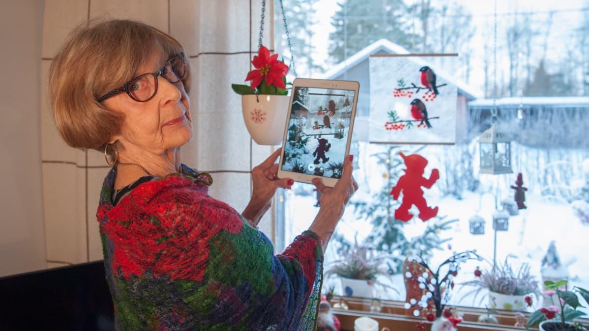Liisa Kauppinen.