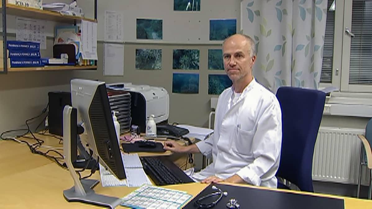 Jussi Sutinen.