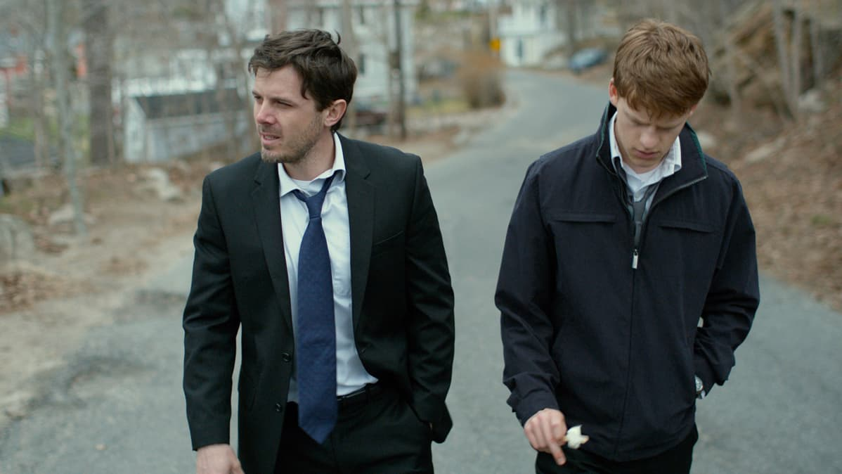 Manchester by the Sea -elokuva.