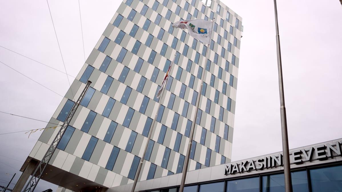 Clarion-hotelli.